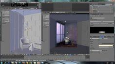 lighting snapshoot #blender Desktop Screenshot, 3d, Lighting, Lights, Lightning