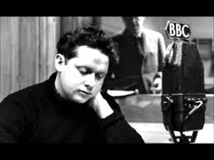 Why Under Milk Wood is the greatest radio play ever Under Milk Wood took Dylan Thomas nearly 20 tortured years to bring to life. On his centenary, 3 theatrical productions pay homage to the greatest ever radio drama Dylan Thomas Quotes, Great Poems, Famous Poets, Writers And Poets, Philosophy Quotes, Poem Quotes, Reading, Celebrities, Wales
