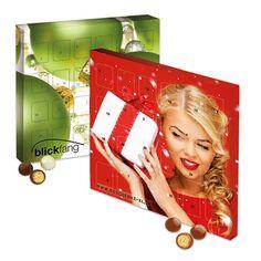 Was ist das Beste am Dezember? Der Adventskalender als Werbeartikel!