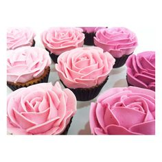 Imaginative Pink Desserts For Your Sweet Table ❤ liked on Polyvore featuring food, pictures, backgrounds, pink and photos