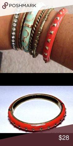 BRAND NEW Fired Up Premier Designs Bracelet This bracelet is brand new in the box and is perfect for summer! Premier Designs Jewelry Bracelets