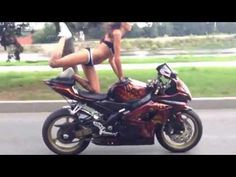 ▶ Sexy Motorcycle Gril