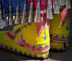 Yellow Moccasins by Colorado Sands, via Flickr