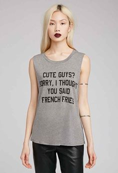 This tee for when someone asks why you don't have a boyfriend or tries to set you up with someone yet again.