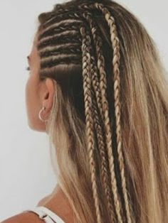 10 Modern Side Braid Hairstyles for Women 10 Modern Side Brai. 10 Modern Side Braid Hairstyles for Women 10 Modern Side Braid Hairstyles for Women - Page 3 of 4 - Side Braid Hairstyles, Fast Hairstyles, Hairstyles For Round Faces, Trendy Hairstyles, Hairstyles 2018, American Hairstyles, Cornrow Hairstyles White, Hairstyles Videos, Hairstyles Pictures