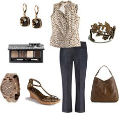 """Wildcat"" by vintagesparkles78 ❤ liked on Polyvore"
