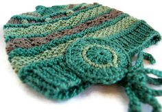 Organic Unique Unisex Toddler Hat - High Quality Product - Soft Silk - Swiss Made. via Etsy. Green Gifts, Unisex, Green Silk, Baby Hats, Knitted Hats, Knit Crochet, Diys, Winter Hats, Arts And Crafts