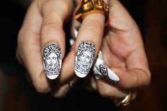 medusa nails tutorial - Szukaj w Google
