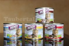Katzenfutter im Test: Mendy Katzennassfutter