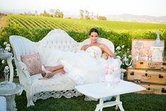 Vineyard Wedding Photos at Temecula Wedding Venue Villa de Amore | Villa de Amore
