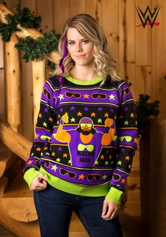 Christmas Jumper Men/'s Black Sweater Are You Familiar With Christmas Snake