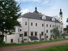 Česko, Pardubice - Zámek