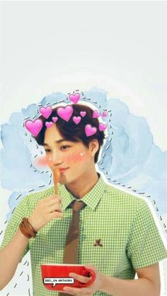 Exo Kai, Tumblr Wallpaper, Wallpapers, Wallpaper