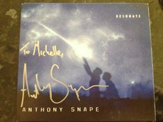 @anthonysnape thanks love it awesome tracks ... Check him out!!