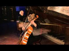 Franz Schubert - Arpeggione (Performed by France Springuel and Jan Vermeulen)