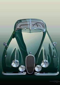 Sexy Cars, Hot Cars, Vintage Cars, Antique Cars, Jaguar Xk120, Jaguar Xj, Jaguar Daimler, Jaguar E Type, Jaguar Cars
