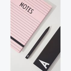 Notes Pink - NEWS! - Webshop