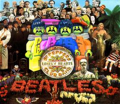 Sgt Peppers Lego Hearts Club Band