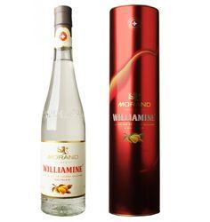Williamine Morand Eau-de-Vie de Poire Williams 70cl - Tube Maisie Williams, Whisky, Vodka, Champagne, Baron, France, Bottle, Porto, White Wine