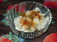 Kajal's.... - Recipes with Step by Step Pictures...: Khichu and Papad