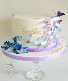 Beautiful Butterflies  by Emma Lake - Cut The Cake Kitchen