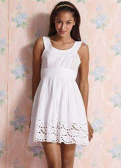 платье летнее белое на фото