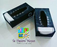 Zapatos con cajas