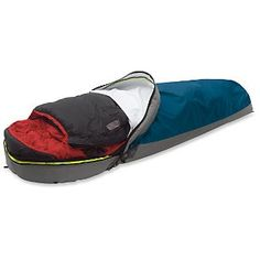 Outdoor Research Advanced Bivy   Solid Winter Bivy