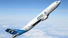 Schwerelos für 22 Sekunden: Airbus A300 ZERO beim Parabelflug. (Quelle: DLR)