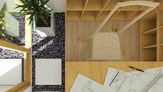 「KONO HOUSE A0203」の写真 - Google フォト Divider, Loft, Bed, Google, Furniture, Home Decor, Decoration Home, Stream Bed, Room Decor