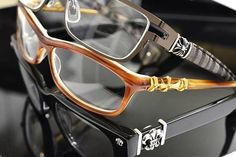 b2767651b534 Classical Chrome Hearts Cwc Eyewear Drilled Sale Online On Sale ...