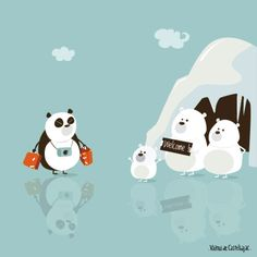 pandas welcomed!