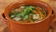 Miso Soup with Veggies | Good Chef Bad Chef