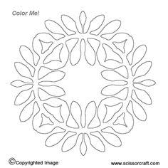 Hawaiian Bridal Quilt pattern