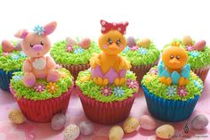 Happy Easter 2011 by Little Cottage Cupcakes, via Flickr