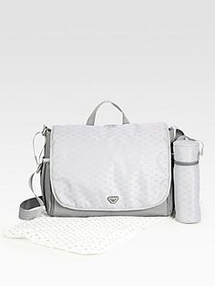 Armani Junior Logo Diaper Bag