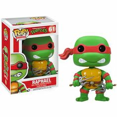 Funko Pop! Teenage Mutant Ninja Turtles Vinyl Figure #KohlsDreamGifts