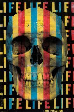 LIFE Skull / Robert Mars