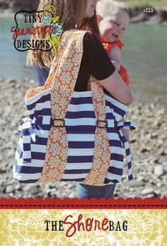 the shore bag pattern