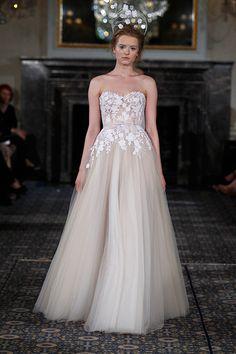 Mira Zwillinger 2016 Stardust Bridal Collection @weddingchicks