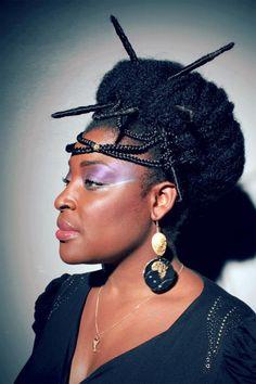 Sephora Joannes Coiffures Afro