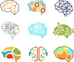 Find Brain Icon Set Vector Illustration stock images in HD and millions of other royalty-free stock photos, illustrations and vectors in the Shutterstock collection. Thousands of new, high-quality pictures added every day. Brain Vector, Brain Icon, Brain Illustration, Brain Logo, Brain Art, Neuroplasticity, Head And Heart, Best Brains, Health Logo