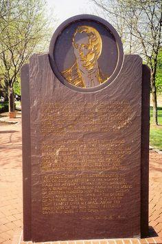 Monument at Carthage Jail