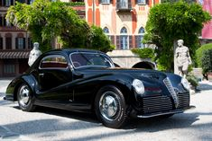 Alfa Romeo 6C 2500 SS Coupe (Bertone)