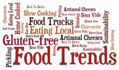 Latest Food Trends - http://www.2014interiors.com/other-ideas/latest-food-trends/