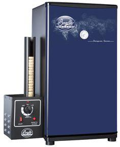 Bradley Smoker Designer Series Original Smoker 4-Rack Blue