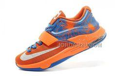 http://www.jordan2u.com/on-sale-nk-kd-7-vii-custom-team-orangephoto-bluewhite-for-sale-online.html Only$94.00 ON SALE NK KD 7 (VII) CUSTOM TEAM ORANGE/PHOTO BLUE-WHITE FOR SALE ONLINE #Free #Shipping!