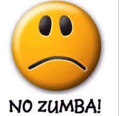 NO ZUMBA CLASS THIS SATURDAY 3/14 (This Saturday Only) We resume regular times this Monday 3/16. See you then!