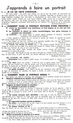 Manuels anciens: J'apprends à rédiger CM, 6e, 5e (1962) Writing Promps, Book Writing Tips, Writing Help, Writing Skills, French Language Lessons, French Language Learning, French Lessons, French Expressions, French Classroom