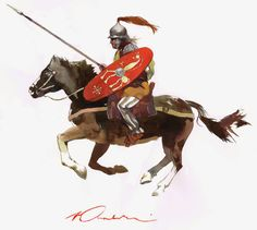 Celtic Cavalry - I ad